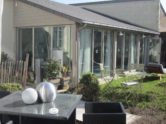 Hotel La Marine de Loire: photo extérieur