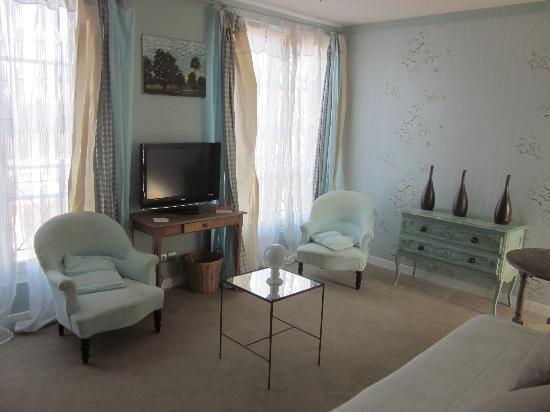 Hotel La Marine de Loire: photo chambre