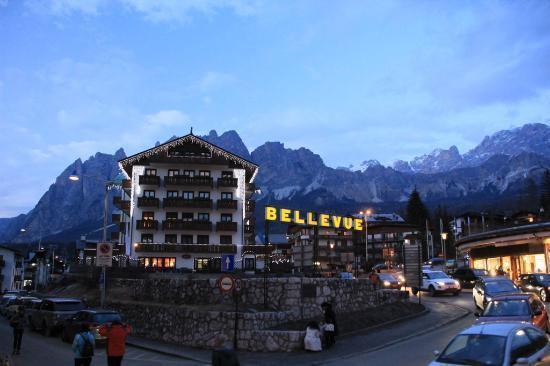 Hotel Bellevue Suites & SPA: Bellevue Cortina