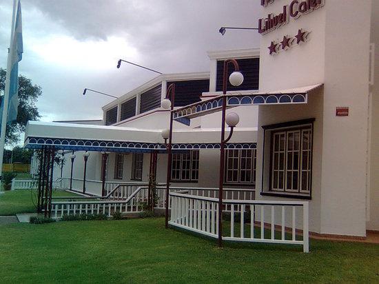 Santa Rosa, Argentyna: Hotel Lihuel Calel