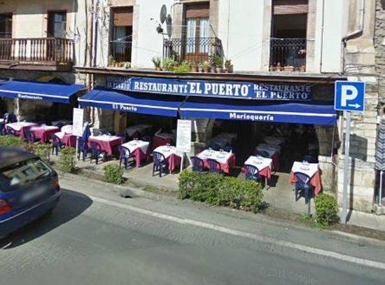 Restaurante El Puerto San Vicente de la Barquera