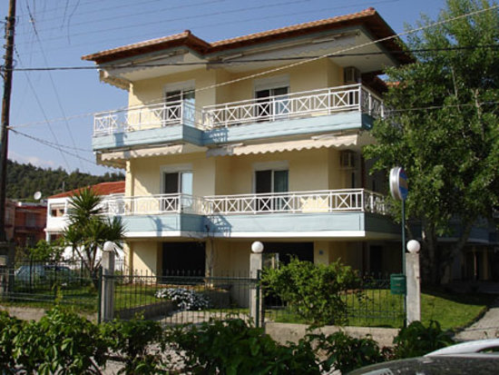 Toroni, Grčka: Hotel Nestor