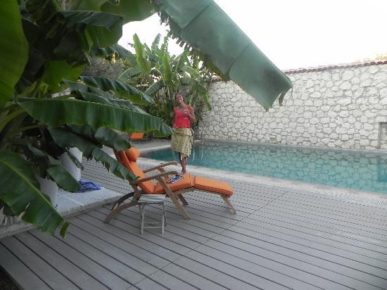 Morro Otel: The pool