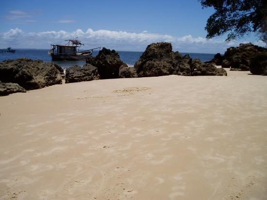 Villa-Bahia Apartments: Strand gleich bei Werner