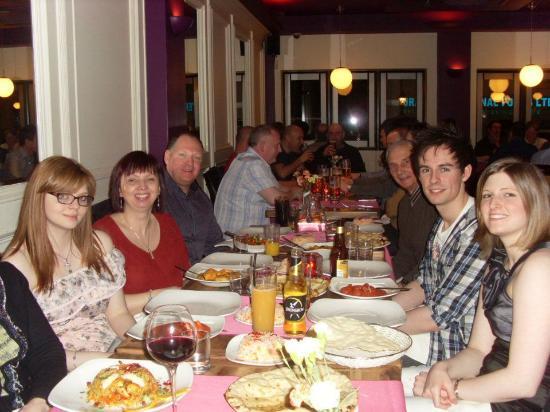 Indian Restaurants Fulwood Preston