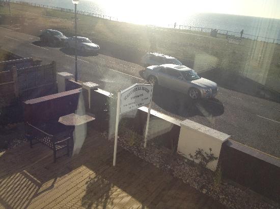 Westcotes House: view 1
