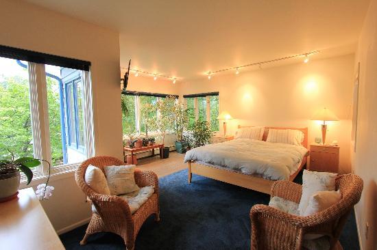 City Garden Bed & Breakfast: cozy