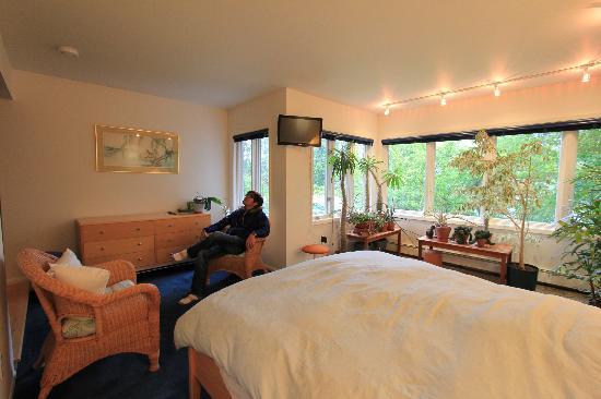 City Garden Bed & Breakfast: nice ambience