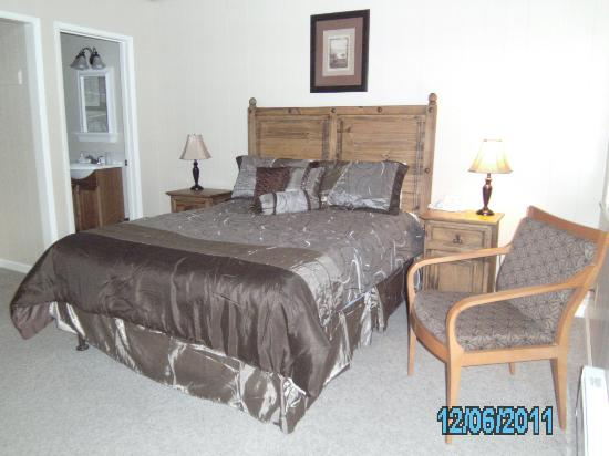 Arnold Meadowmont Lodge: Room 5