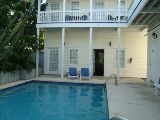 Azul Key West: Pooldeck Zimmer
