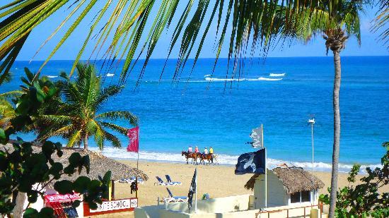 Hotel Kite Beach: Asi de bello es...