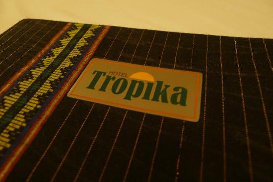Hotel Tropika Davao : Hotel Rules, Aseya Menu, Davao Tours etc.