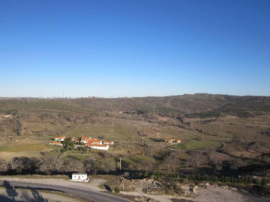 Hotel Vanguarda: View from the window
