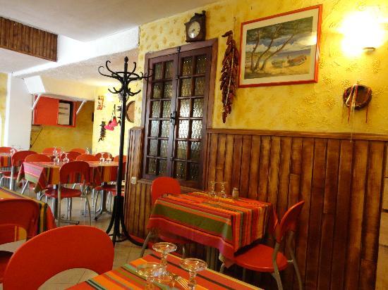 Restaurant Ou Pastre : La première salle