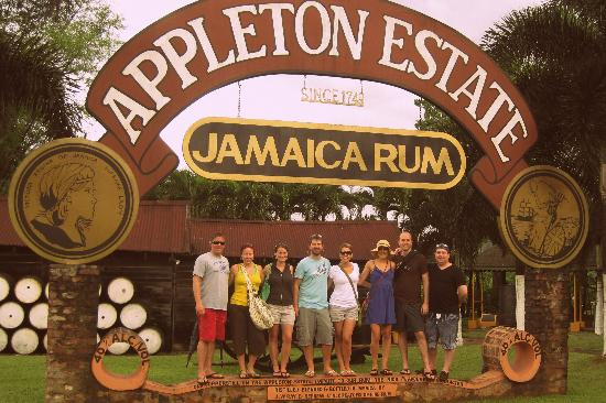 Talk of the Town Tours: Rum Factory Tour