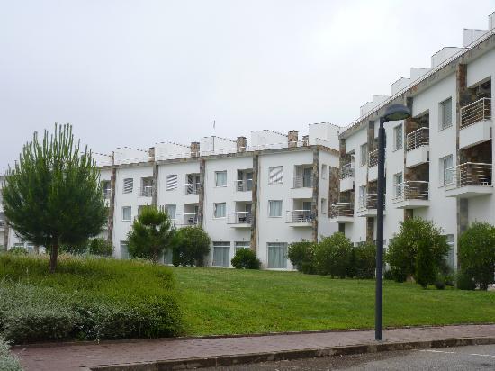 Montebelo Aguieira Lake Resort & Spa: Os apartamentos...