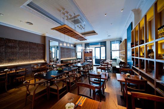 Photo of Mediterranean Restaurant Lokanta Maya at Kemankeş Caddesi 35-a, Istanbul, Turkey
