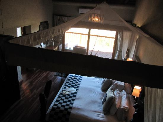 Ulusaba Rock Lodge: Rock Cliff 1