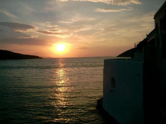 Diosmarini: katapola bay