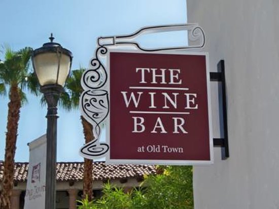 The Wine Bar at Old Town