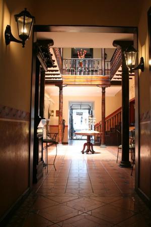 Hotel San Andres: Entrada principal del Hotel San Andrés