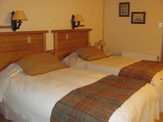 Hotel Espacio y Tiempo: Bedroom