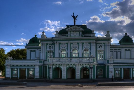 ‪Omsk Drama Theater‬