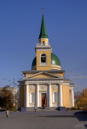 ‪St. Nicholas Cossacks Cathedral‬