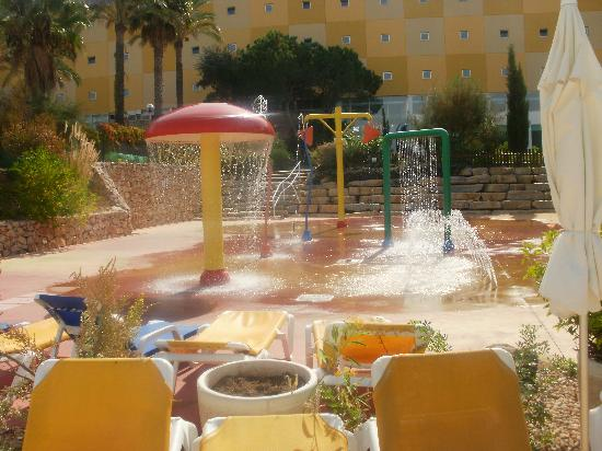 Alfagar Alto da Colina: Water Play Area