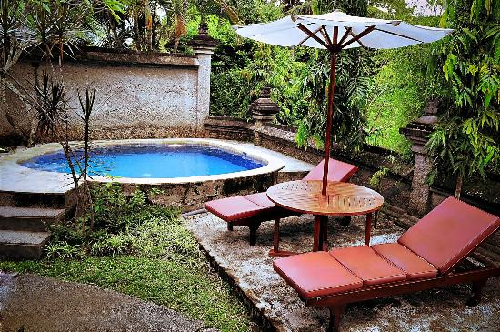 Santi Mandala: Private Plunge Pool