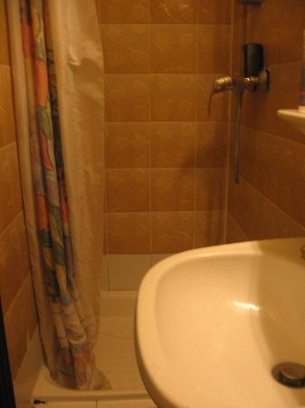 Hotel Vintimille : bagno