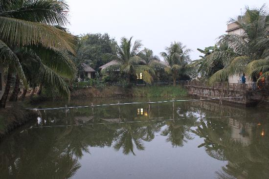 Sundarbans National Park, Inde : The camp