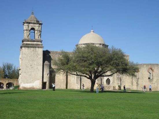 Mission San Jose Tours