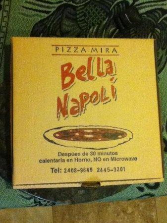 Bella Napoli Brick Oven Pizza: Bella Napoli