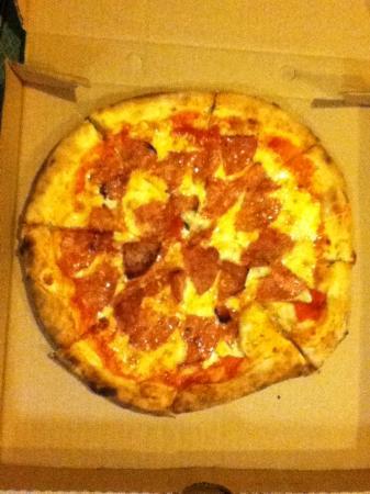 Bella Napoli Brick Oven Pizza: Great Pizza!