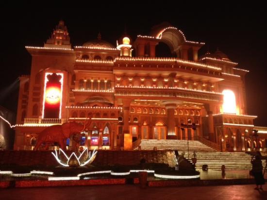 Gurugram (Gurgaon), India: Kingdom of Dreams Theater