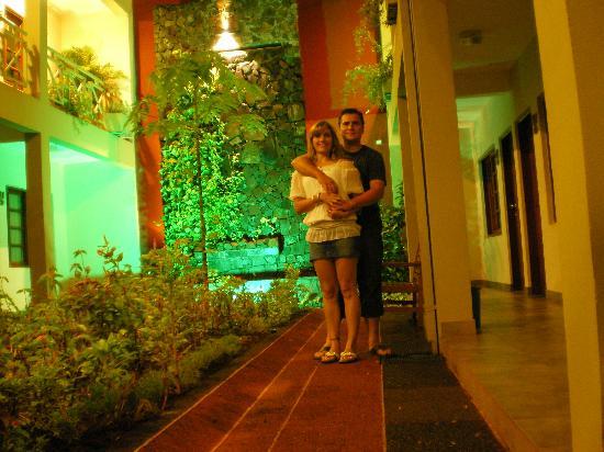 En el patio del hotel jardin ceci y ale picture of hotel jardin de iguazu puerto iguazu - Hotel jardin iguazu ...