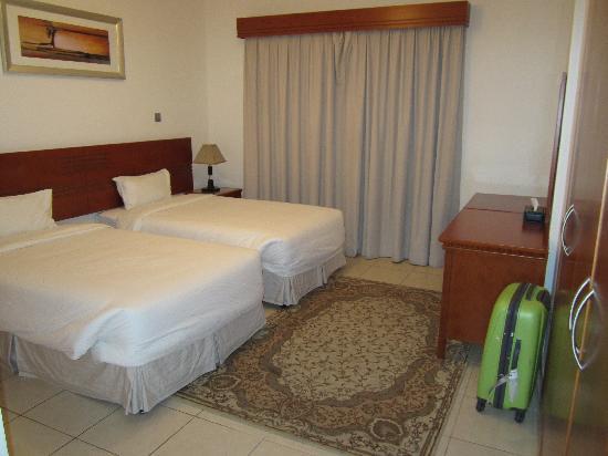 Rose Garden Hotel Apartments - Bur Dubai: kids bedroom
