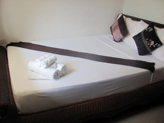 Lamai Beach Residence: Comfy Bed