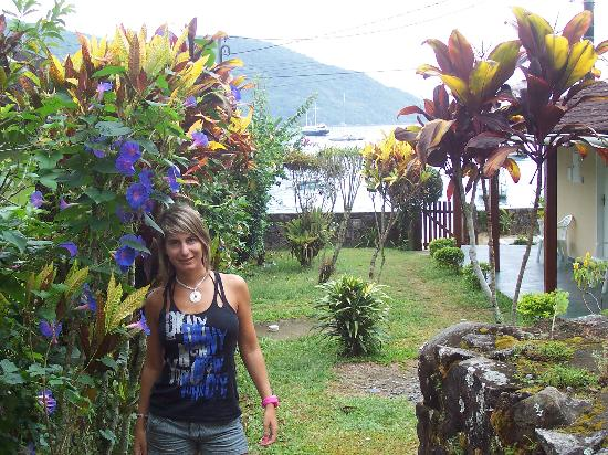 Pousada Porto Girassol: jardín