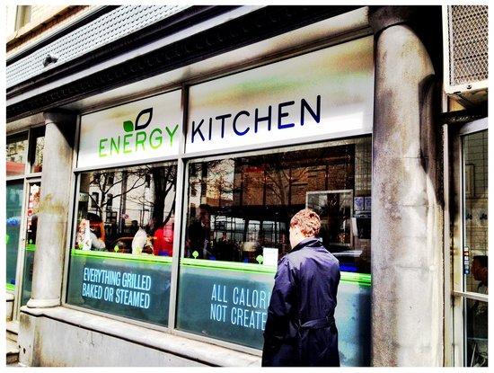 Energy Kitchen : exterior