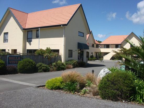Bella Vista Motel - Greymouth: Exterior Bella Vista Motel Greymouth