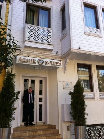 Azade Suites Hotel in March 2012