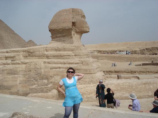 Elegant Voyage - Day Tours: Sphinx