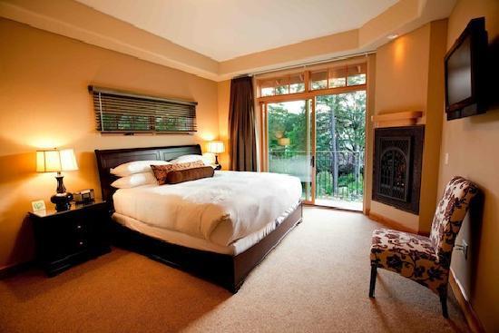 Columbia Cliff Villas Hotel: Pinnacle Suite