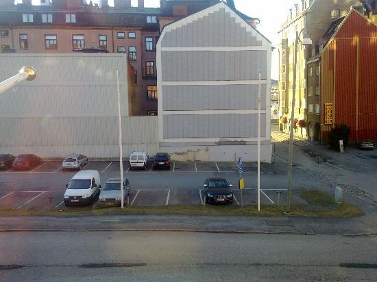 Comfort Hotel City Center: view2