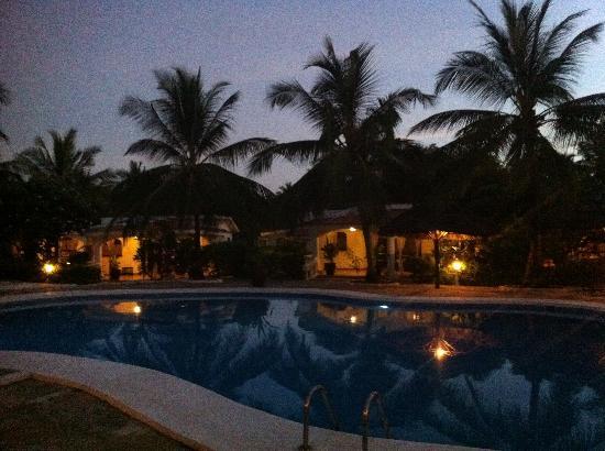 Villas Watamu Resort: la sera nel resort