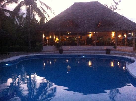 Villas Watamu Resort: il ristorante fuori