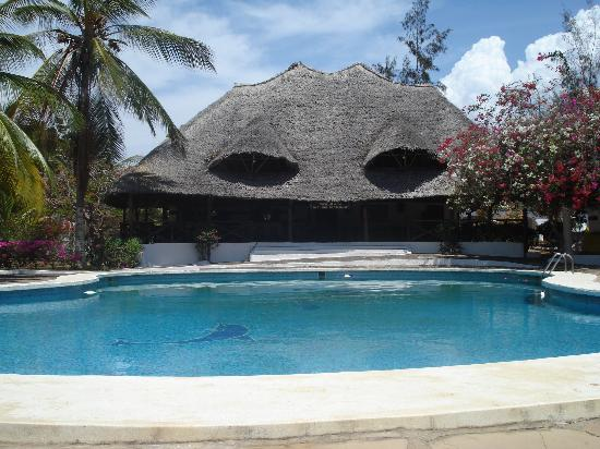 Villas Watamu Resort: la piscina