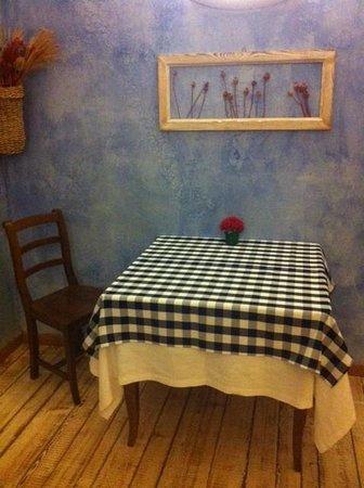 Taverna del Gufo: romantico